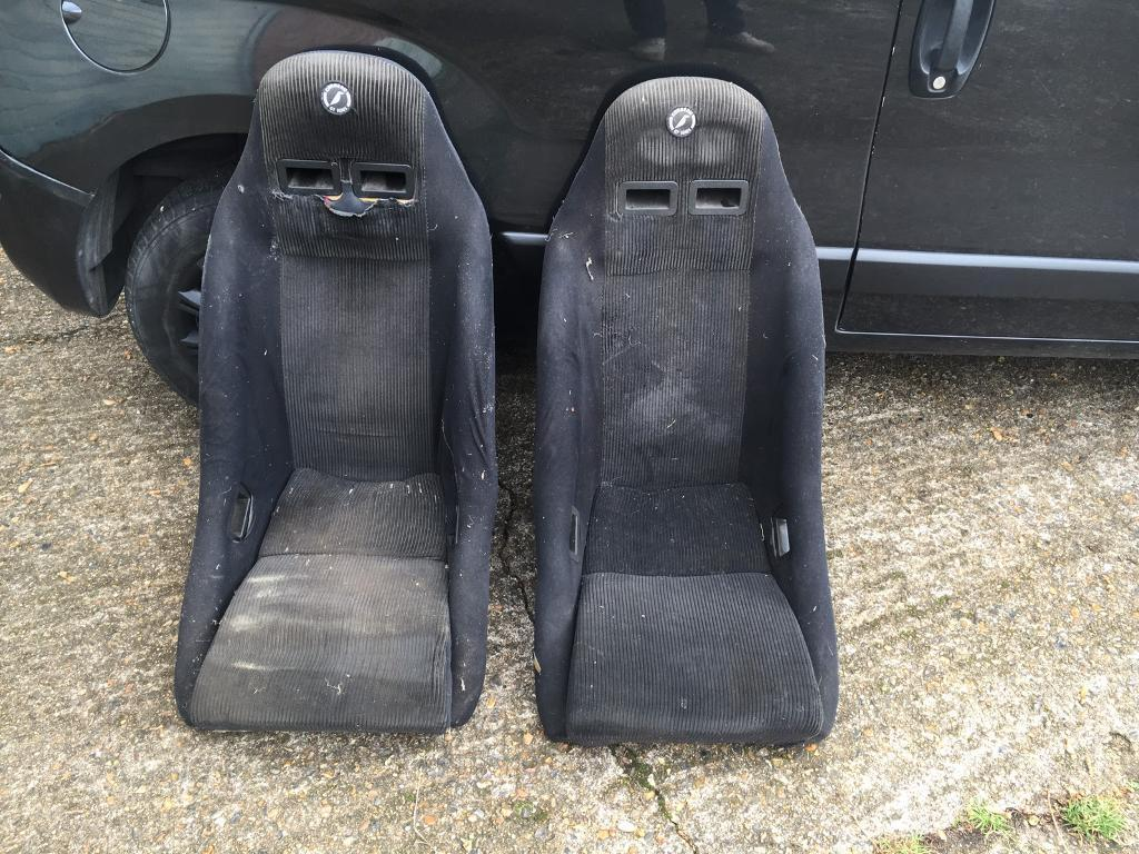 corbeau bucket seats classic mini or kit car in shepperton surrey gumtree. Black Bedroom Furniture Sets. Home Design Ideas