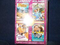 FAMILY FILMS DVD