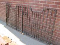 Metal House Gates