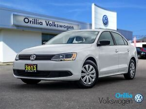 2013 Volkswagen Jetta BLUETOOTH, HEATED SEATS, CRUISE CONTROL