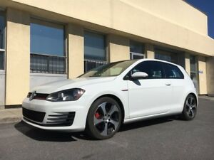 2015 Volkswagen Golf GTI AUTOBAHN - BLUETOOTH SUNROOF MANUAL