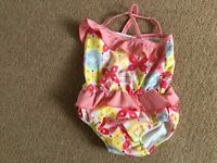 Swimming nappy costume - medium (6-12 months) - £3.00