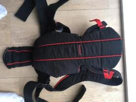 Baby Bjorn size 1 baby carrier.