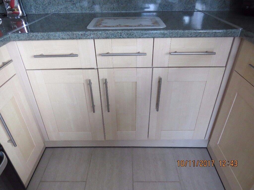 Schreiber Kitchen Unit Doors - Reduced Price