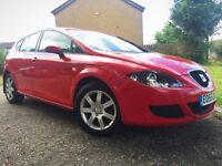Seat Leon 2005, 1.6 petrol, LONG MOT, Service history, not Golf