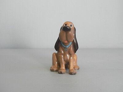 Hagen Renaker Bloodhound Dog
