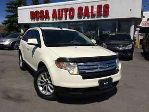 2007 Ford Edge AUTO SUV LOCAL ONTARIO NO RUST PW PM PL KEYLESS A
