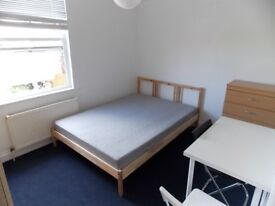DOUBLE BED CLOSE TO KILBURN JUBILEE 24h BILLS INCL