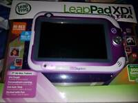 Leapfrog Leappad ultra XDI pink with games