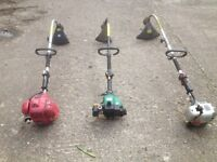 Strimmers for sale prices in discription