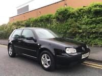 2002 Volkswagen Golf 1.4 September 2018 Mot Drive Away