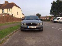 Jaguar X-Type 2.1 V6 Sport Plus 4dr£1,695 p/x welcome 2004 (04 reg), Saloon