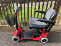 Pride Go Go Elite Traveller Mobility Scooter - Gogo Ultra Free Delivery within 10 miles