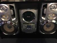 Pioneer stereo cd tuner deck xc-is21t