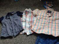 Boys next shirts