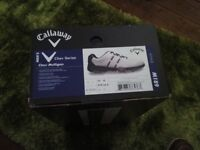 Callaway men size 10 golf shoes brand new