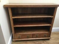 Barker and Stonehouse Bookcase Solid Wood