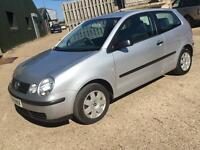 "Volkswagen polo automatic 1.4 petrol 2005"" cheap low mileage new mot px available"