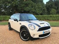 2009 MINI Clubman Cooper S MOT to June 2019 FSH 11 Stamps Just Serviced £4500+ extras PDC Bluetooth