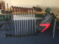 Ideal Golf Club Starter Set R/H