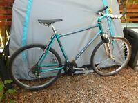 Raliegh Mountain bike 21 gears £25 ono