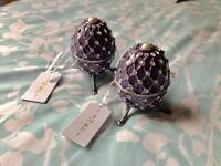 Fabergé egg jewellery box