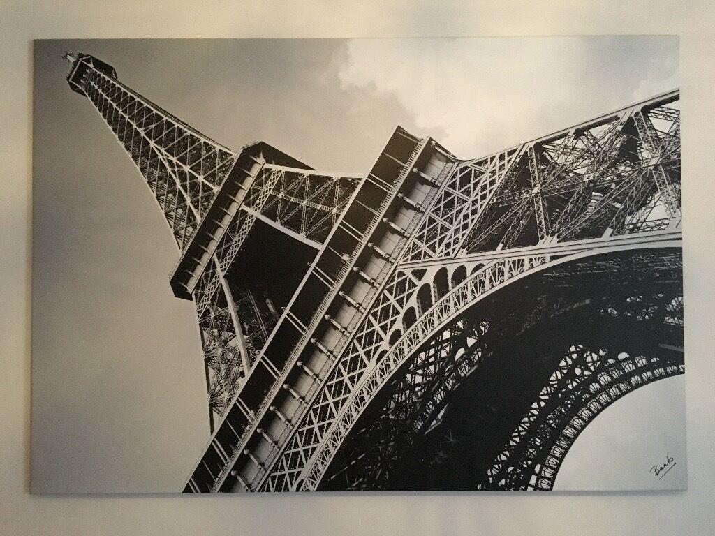 Eiffel tower wall art ikea for Eiffel tower wall mural ikea