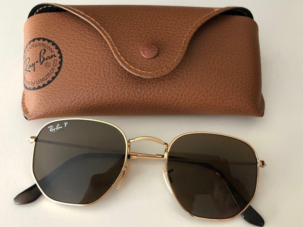 0ee73fcde8e3 Ray Ban polarised sun glasses £120 ONO | in Great Barr, West ...