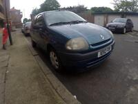 RENAULT CLIO ONLY £350