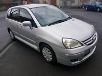 2005 SUZUKI LIANA 1.6 5 DOOR FAMILY CAR ONE OWNER FROM FULL SERVICE HISTORY