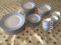 Doulton kitchen plates, John Lewis