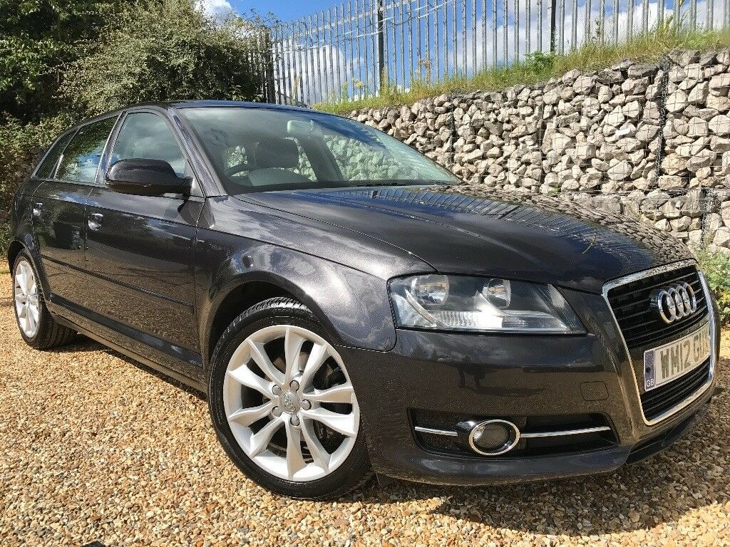 Audi A3 2.0 TDI Sport Sportback 5dr £0 DEPOSIT FINANCE AVAILABLE.