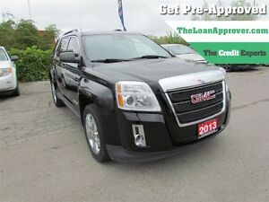 2013 GMC Terrain SLT-1 | NAV | AWD | LEATHER | ROOF | HEATED SEA