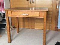 Wooden desk for sale