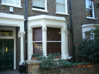 beautiful 2 bedroom ground floor flat with garden in West Hampstead NW6