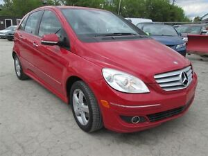 2008 Mercedes-Benz B-Class ACCIDENT FREE**CERT & 3 YEARS WARRANT