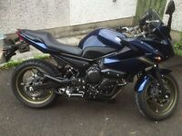 YAMAHA XJ6S FOR SALE BIKE IS CLEAN NO MARKS FIRST TO SEE WILL BUY £3500 ONO MUST GO
