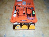 Paslode IM65 F16 (Li-ion) Straight Brad Nailer 2nd Fix Promo Kit Brand New Unused