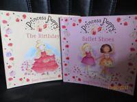 2 Princess Poppy books