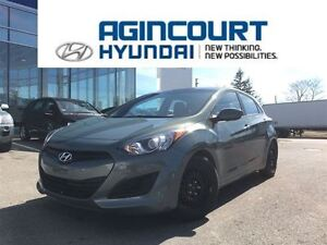 2013 Hyundai Elantra GT GL/HEATED SEATS/OFF LEASE/ONLY 27208KMS!