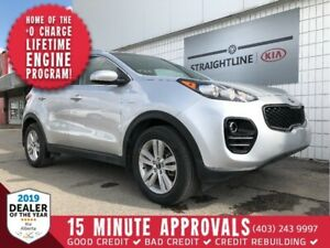 2017 Kia Sportage LX *REAR CAM, HEATED SEATS*