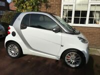 Smart Fortwo (Passion) 2008 very LOW mileage