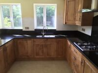 Experienced kitchen and bedroom fitter for bespoke furniture manufacturer