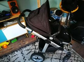 Apple Icandy Buggy plus Accessories