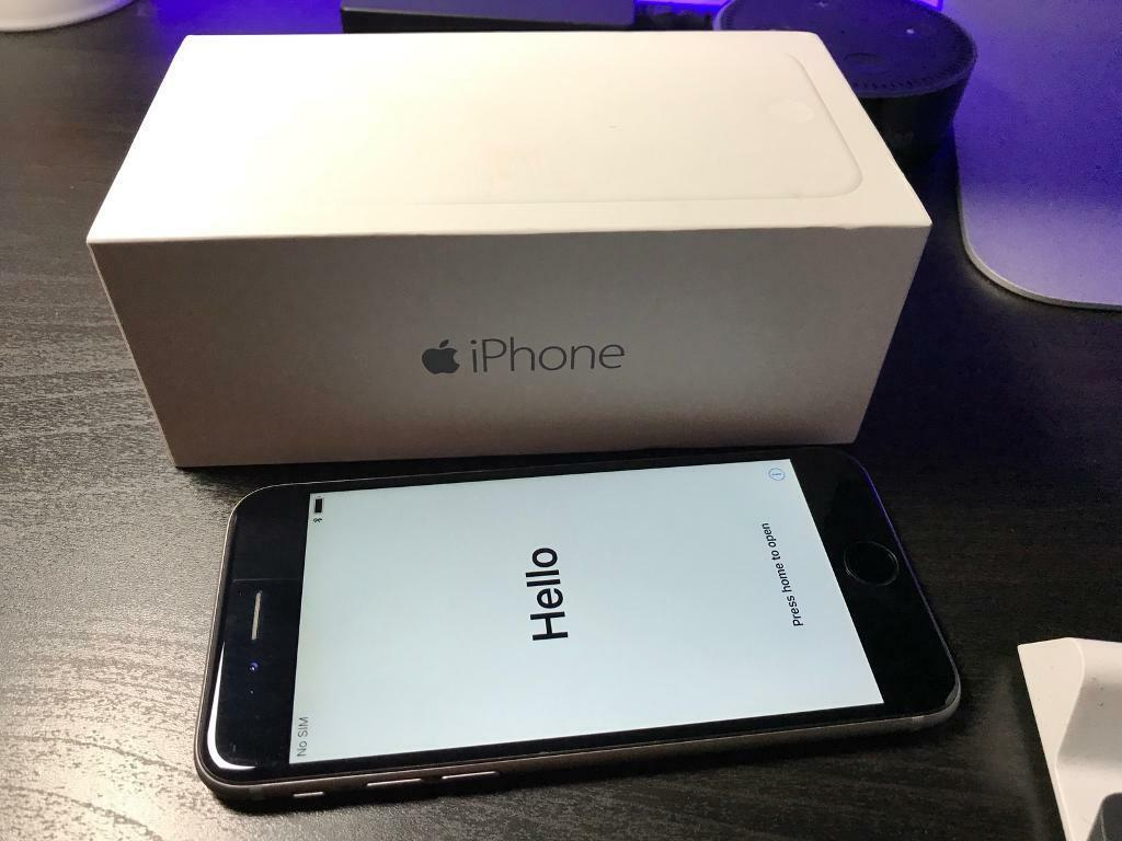 iPhone 6 16GB Black