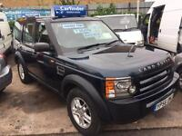 land rover discovery 3 tdv6 one owner from new only £5995