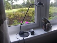 VINTAGE IKEA DESK LAMP. STYLISH CONTEMPORARY DESIGN. ANGLE POISE. IN EXCELLENT CONDITION.