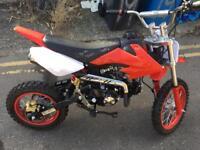 125 cc 4 stroke pitbike