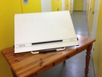 Drawing Board, Blundell Harling, Challenge