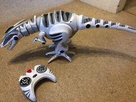 WowWee Roboraptor remote control dinosaur
